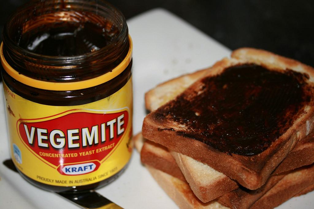如何吃Vegemite