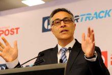 澳洲邮局CEO工资太高-被迫辞职