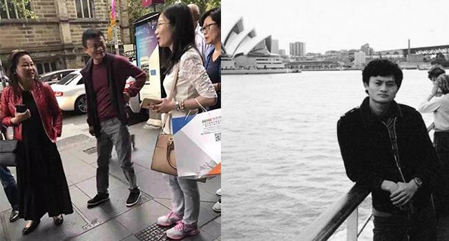 马云-悉尼