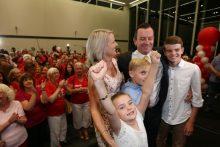 西澳选举-工党大胜-许诺重振西澳经济