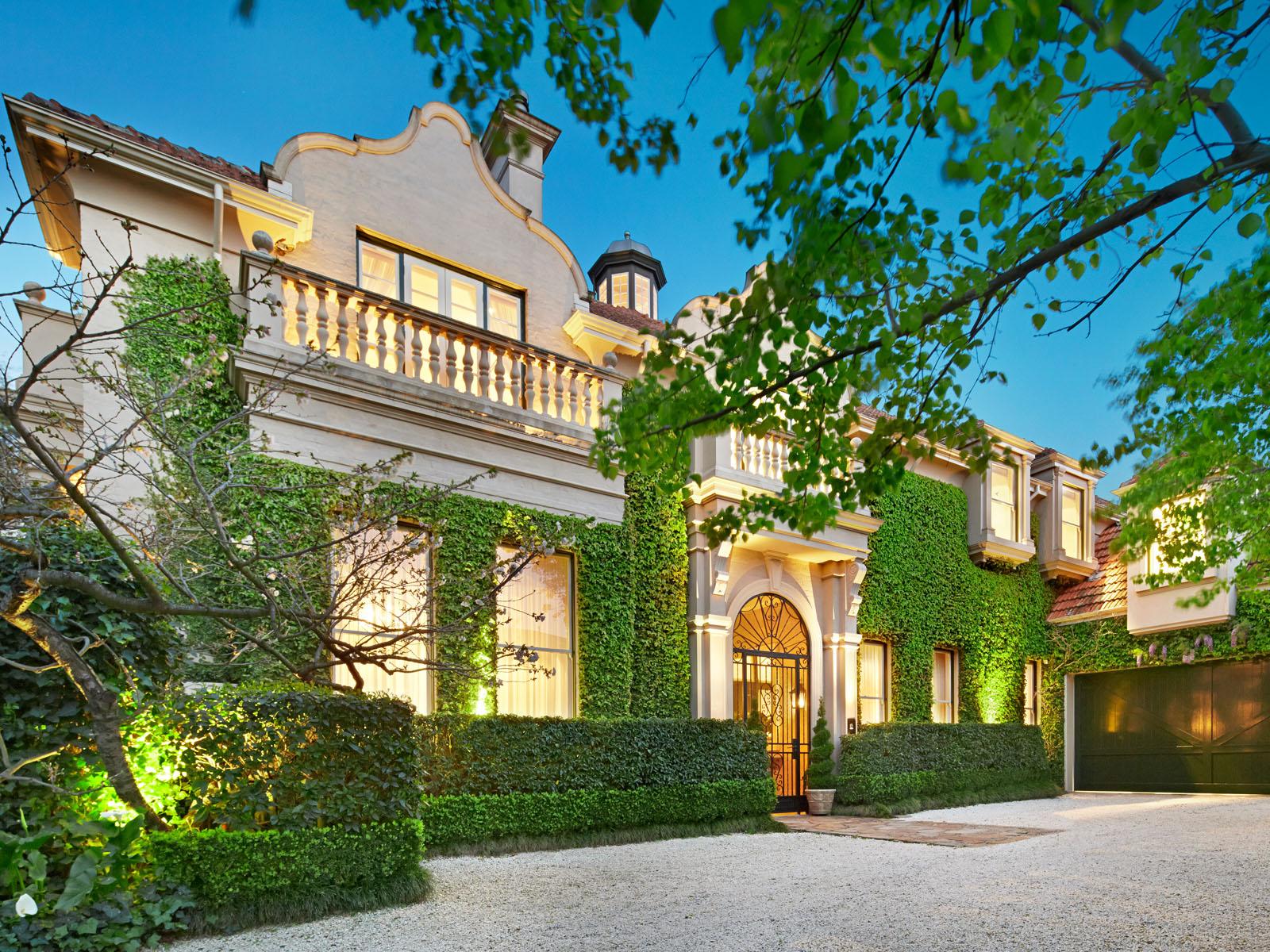你知道为什么墨尔本全球最宜居吗?有钱人买房最便宜!
